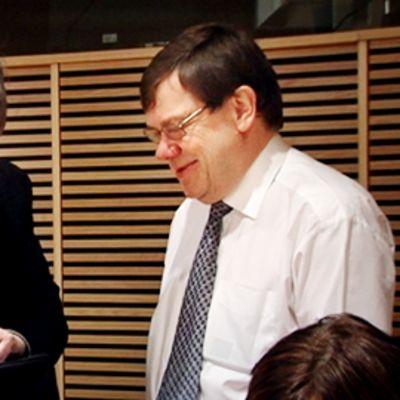 Johannes Koskinen ja  Christoffer Taxell