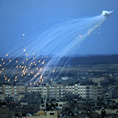 Israelin ilmaisku Gazan kaupunkiin