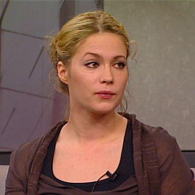 Pihla Viitala nähdään seuraavaksi Paha perhe -elokuvassa.