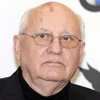 Mihail Gorbatshov.