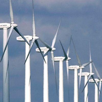 Tuulivoima, Tuulienergia