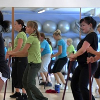 Strip-aerobicia