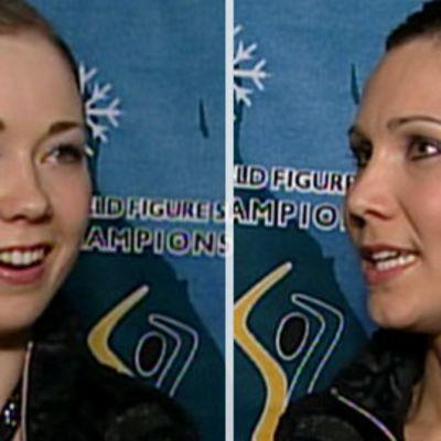 Laura Lepistö ja Susanna Pöykiö
