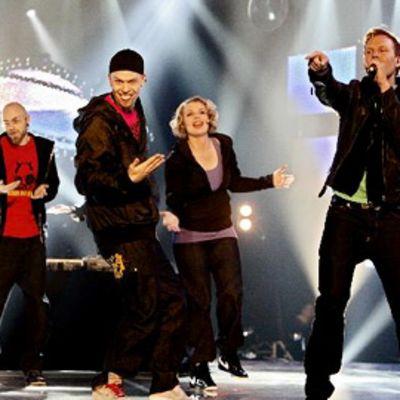 Signmark Euroviisu-karsinnoissa