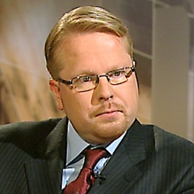 Supon päällikkö Ilkka Salmi YLEn Ykkösaamussa