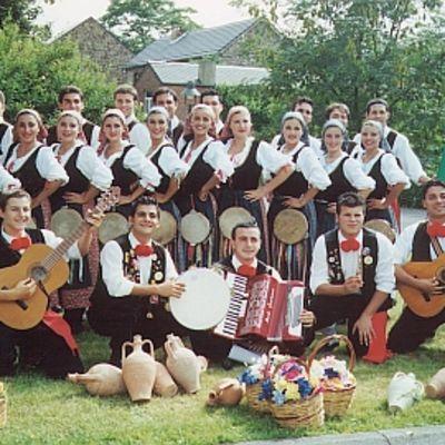 Italialainen Vecchia Girgenti on yksi Pori Folk 2009 -festivaalin esiintyjistä.
