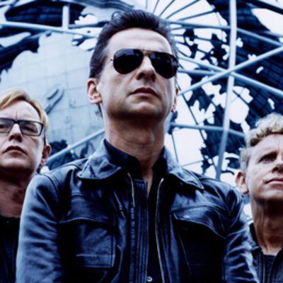 Depeche Mode -yhtyeen jäseniä