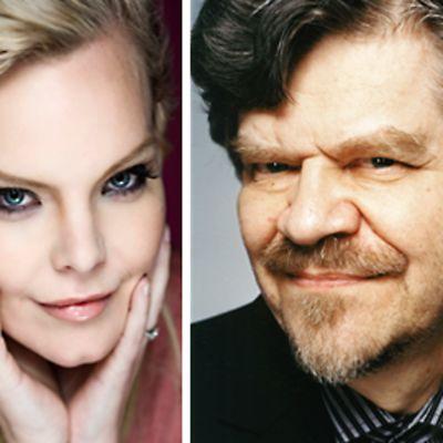 Anette Olzon ja M.A. Numminen