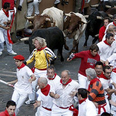 Pamplonan härkäjuoksu