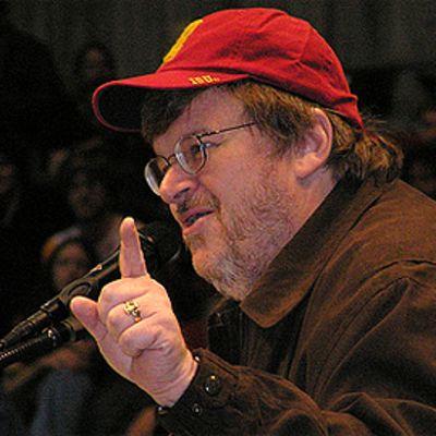Michael Moore Slacker Uprising -kiertueella.