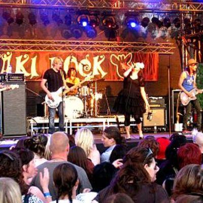 Riihimäki Rock, lavalla Irina
