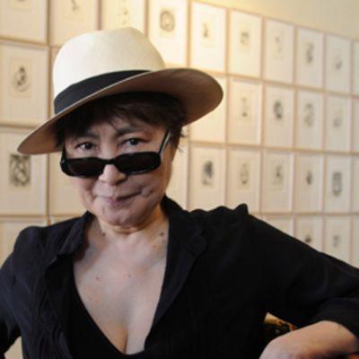 Taiteilija ja muusikko Yoko Ono