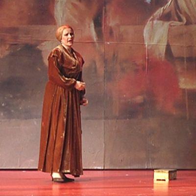 Don Carlos -oopperan harjoitukset.