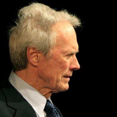 Clint Eastwood joulukuussa 2008