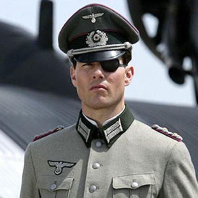 Tom Cruise eversti von Stauffenbergin roolissa.