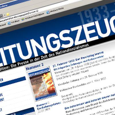 Zitungszeugen-lehden nettiversion etusivu
