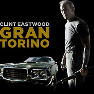 Clint Eastwoodin Gran Torino-elokuvan juliste