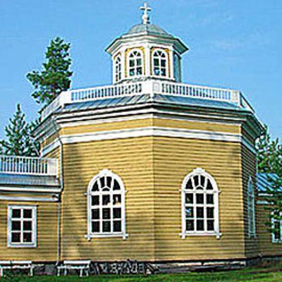 Orisbergin kappeli Isokyrössä