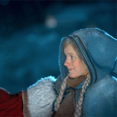 Kohtaus elokuvasta Joulutarina