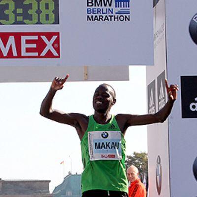 Patrick Makau.