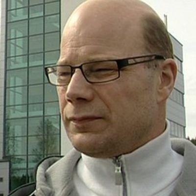 Risto Dufva haastattelussa