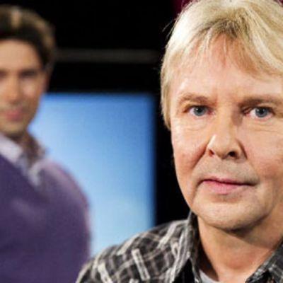 Matti Nykänen ja Jussi-Pekka Rantanen.