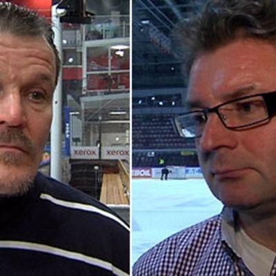 Kai Suikkanen ja Mika Nieminen.