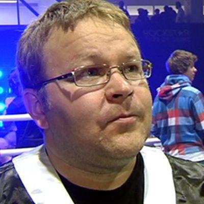 Pekka Mäki.