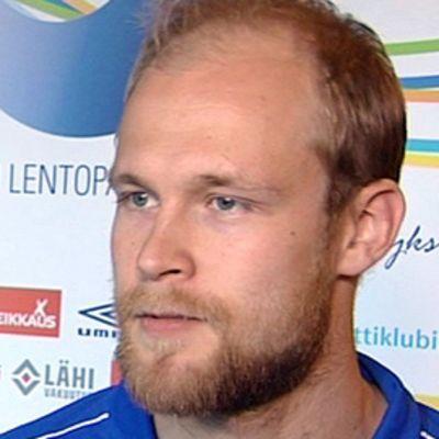 Antti Siltala kuvassa