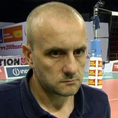 Mauro Berruto kuvassa