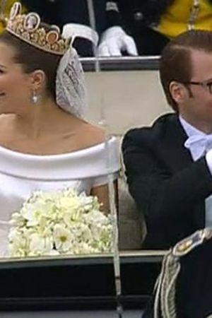 Kronprinsessan Victoria och Daniel Westling gifter sig, Yle 2010