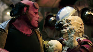 Kuva Hellboysta Hellboy 2: The Golden Army -elokuvassa.