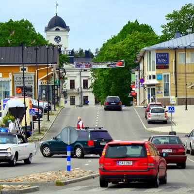 Kristinestads centrum