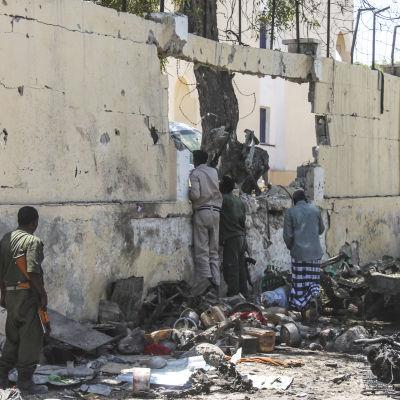 attack i mogadishu