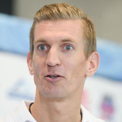Jarkko Nieminen är ny Davis Cup-kapten.