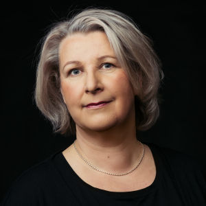 MOT:n toimittaja Tiina Lundell.