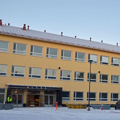 Campus Alere på Brändö i Vasa.