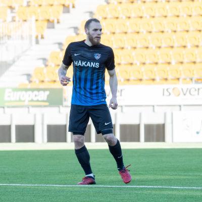 Timo Furuholm, FC Inter