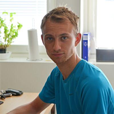 Jens Nyström.