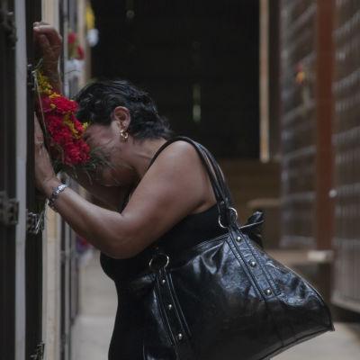 Kolumbian kadonneiden omaisilla ei ole paikkaa missä itkeä suruaan