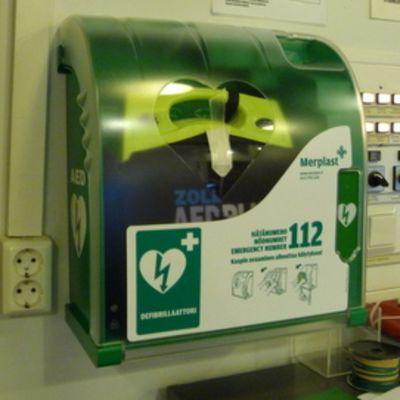 Defibrillaattori, Siida