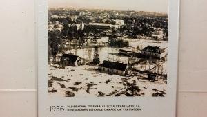 Rundradions område 1956