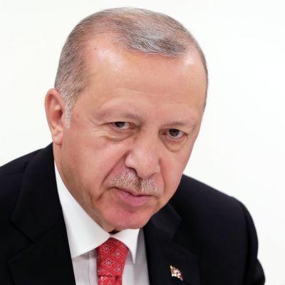 Presidentti Erdogan