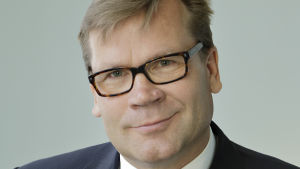 Keskos vd Mikko Helander