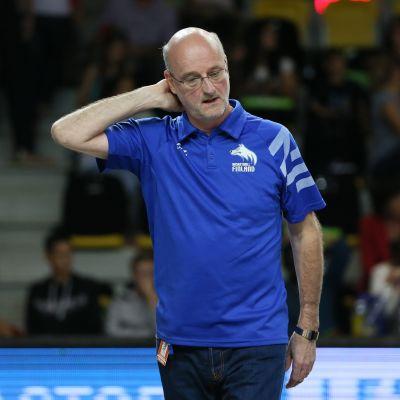 Henrik Dettman i Frankrike 2014.