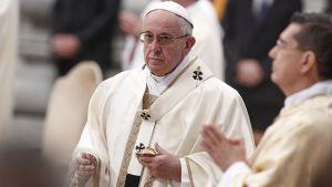 Påven Fransiscus