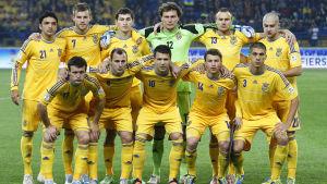 Ukrainas fotbollslag