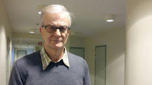 Jan-Otto Andersson i Hangö där Folktinget höll session 12-13.5.2015