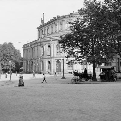 Swedish Theatre / Ruotsalainen teatteri I.K. Inha 1908