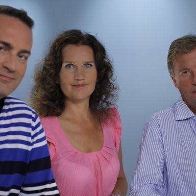 Stefan Brunow, Pia-Maria Lehtola och Staffan Bruun